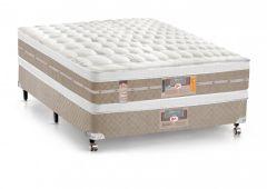 Colchão Castor de Molas Pocket Silver Star Air Double Face Euro Pillow - Colchão Castor
