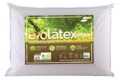 Travesseiro Fibrasca Evolátex Alto c/ Fibra de Eucalípto - Travesseiro Fibrasca