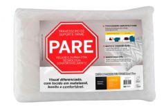 Travesseiro Fibrasca de Fibra Siliconizada Pare c/ Suporte Firme - Travesseiro Fibrasca