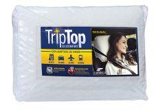 Travesseiro de Viagem Fibrasca TripTop c/ Íons de Prata - Travesseiro Fibrasca