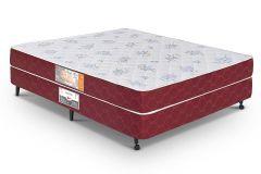 Colchão Castor de Espuma D20 Sleep Max 18 cm Duplo Selo INMETRO e INER - Colchão Solteiro - 0,88x1,88x0,18 - Sem Cama Box