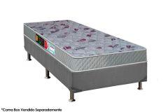 Colchão Castor de Espuma D40 Sleep Max 18cm Duplo Selado INMETRO e INER - Colchão Castor