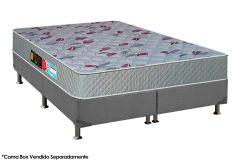Colchão Castor de Espuma D40 Sleep Max 30cm Duplo Selado INMETRO e INER - Colchão Solteiro - 0,88x1,88x0,30 - Sem Cama Box