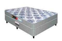 Colchão Castor de Espuma D26 Sleep Max Duplo 18cm Selado INMETRO e INER - Colchão Solteiro - 0,88x1,88x0,18 - Sem Cama Box