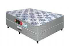 Colchão Castor de Espuma D26 Sleep Max Duplo 25cm Selado INMETRO e INER - Colchão Casal - 1,38x1,88x0,25 - Sem Cama Box