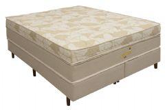 Colchão Simbal de Molas Pocket Ferrara Euro Pillow - Colchão Solteiro - 0,88x1,88x0,33 Sem Cama Box