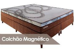 Colchão Paropas Magnético Infravermelho Longo Terapêutico Aplause Euro Pillow - Colchão Solteiro - 0,88x1,88x0,26 - Sem Cama Box