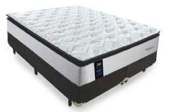 Colchão Sealy de Molas Posturepedic Passion Performance Pillow Top - Colchão Solteiro - 0,88x1,88x0,30 - Sem Cama Box