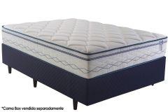 Colchão Herval de Molas Pocket Blue Platinum Euro Pillow (C1426) - Colchão Herval