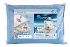 Travesseiro Fibrasca Viscosuper Frostygel - Travesseiro Fibrasca