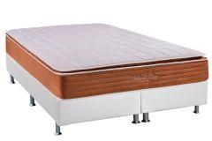 Colchão Kappesberg Molas Pocket Natural Sleep Pillow Top - Móveis Kappesberg