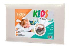 Travesseiro Duoflex Infantil Kids Viscoelástico Nasa BB3202 - Travesseiro Duoflex