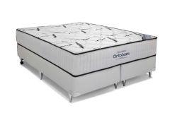 Colchão Ortobom de Espuma Hight Foam Selado INMETRO - Solteiro - 0,88x1,88x0,28 - Sem Cama Box