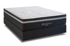 Colchão Kappesberg de Molas Pocket Black Intense Euro Pillow - Móveis Kappesberg