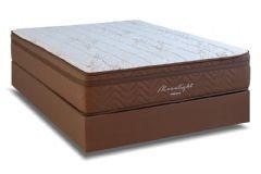 Colchão Kappesberg de Molas Pocket Moonlight Euro Pillow - Móveis Kappesberg