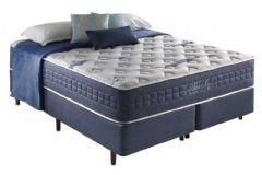 Colchão de Molas Pocket Anjos Blue Sea Pillow In - Colchão Solteiro - 0,88x1,88x0,31 - Sem Cama Box