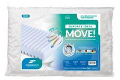 Travesseiro Fibrasca  de Espuma Move - Travesseiro Fibrasca
