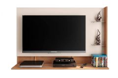 Painel Caemmun Link 1.3 p/ TV de até 42 - Móveis Caemmun
