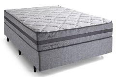 Colchão Herval de Molas Pocket Malta Pillow Top - Colchão Herval
