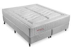 Colchão Orthocrin de Molas Pocket Privillege Látex Pillow Top Pró Saúde Selado INER - Colchão Orthocrin