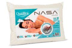 Travesseiro Duoflex Sonomax Nasa Viscoelástico / Memory Foam - Travesseiro  -  65x45x14
