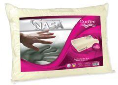 Travesseiro Duoflex Viscoelástico Nasa Cervical - Travesseiro Duoflex